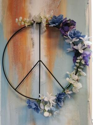 Blomsterprydd peace