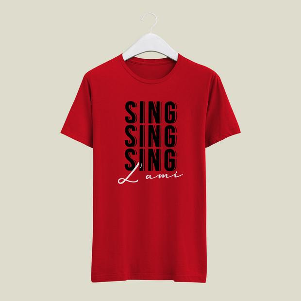 """T-Shirt """"Sing Sing Sing"""""""