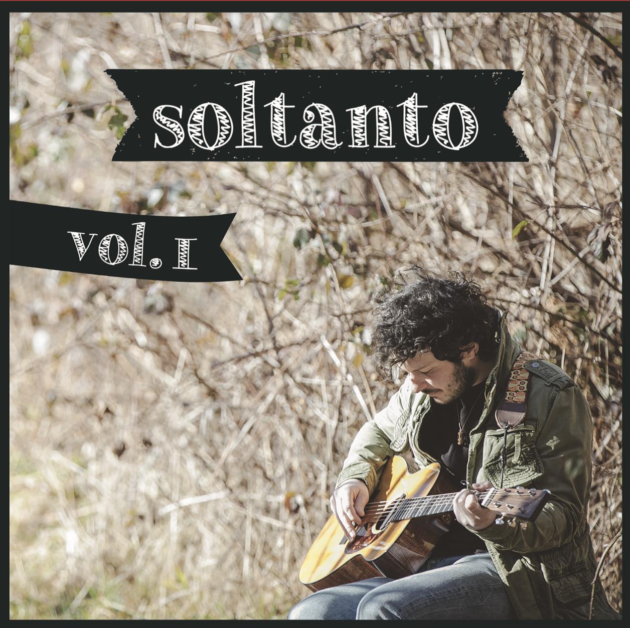 CD Volume 1 (cover songs) - Physical CD