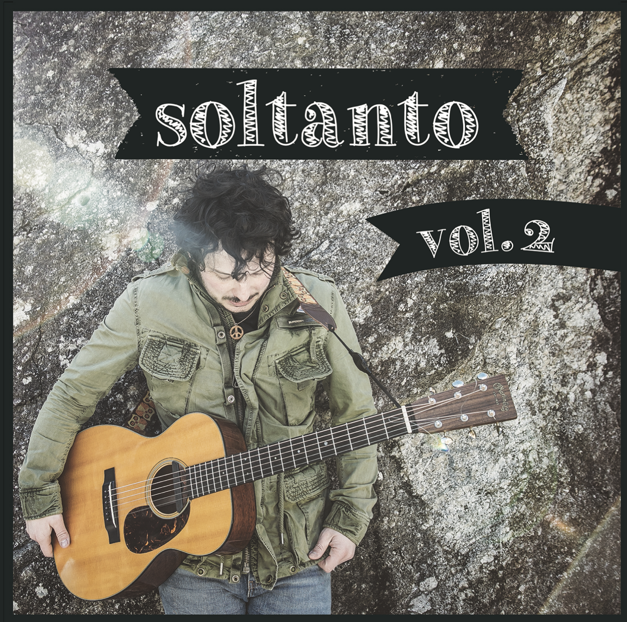 CD Volume 2 (cover songs) - Physical CD