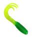 "2"" Triple Tip Grub 50pk - Light Green / Chartreuse - SOTTG-50-04"