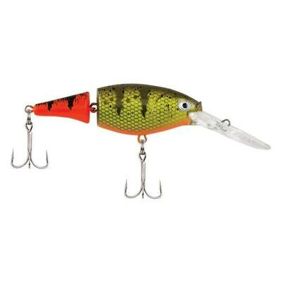 Berkley Jointed Flicker Shad 5cm - Firetail Hot Perch - BKFFSH5J-FTHP