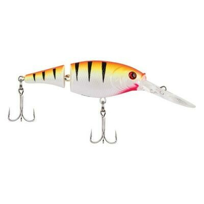 Berkley Jointed Flicker Shad 5cm - Sunset Perch - BKFFSH5J-SPR