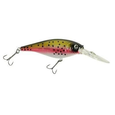 Berkley Flicker Shad 5cm Rainbow Trout  - BKFFSH5M-RBT