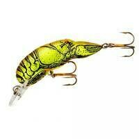 Rebel Middle Wee Craw - Chartreuse Brown - RBF6867
