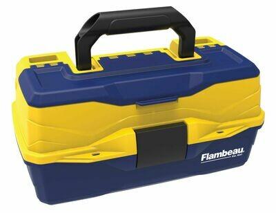 Flambeau Adventurer Kid's 1 Tray with Starter Tackle Kit - FL6381KA