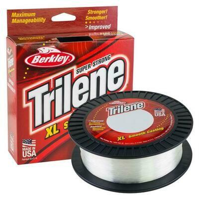 Trilene XL Clear 6# 330yd  - BKXLFS6-15