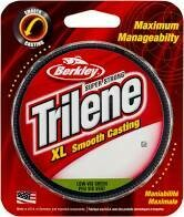 Berkley Trilene XL 17lb Moss Green 300 yard spool - BKXLFS17-22