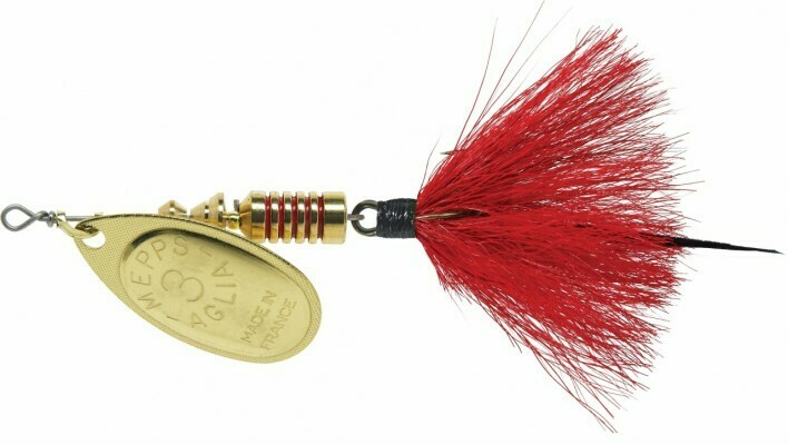 1/2oz Aglia Gold/Red  - MPB5ST-G-R