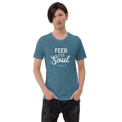 Feed Your Soul adult T-Shirt
