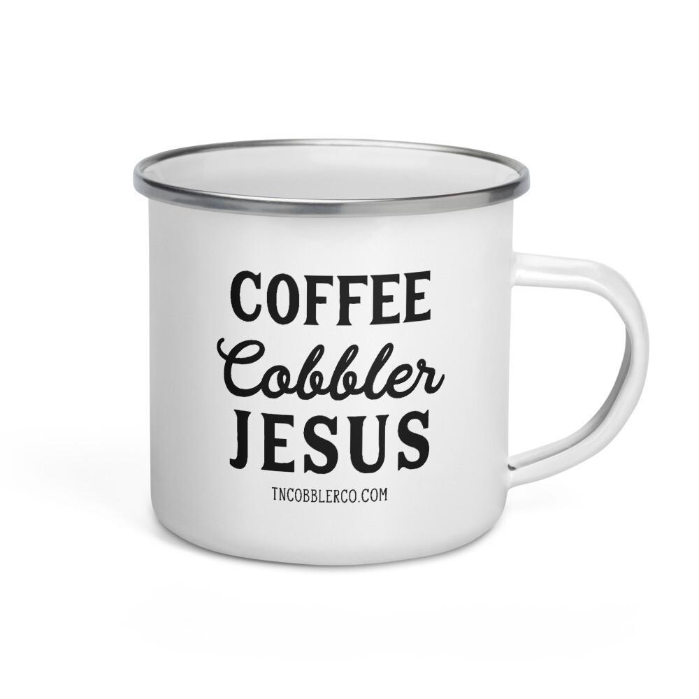 The Tennessee Cobbler Co. Coffee | Cobbler | Jesus Mug