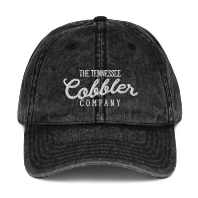 The Tennessee Cobbler Co. Vintage Cap