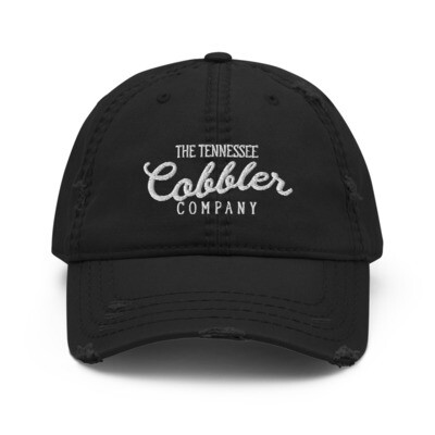 The Tennessee Cobbler Co. Distressed Hat