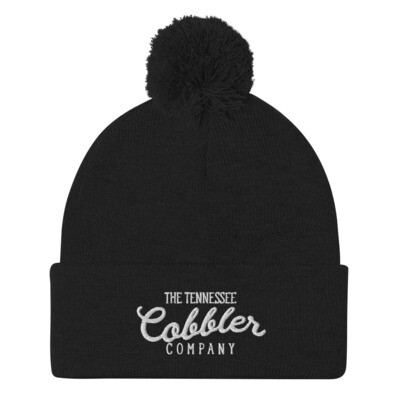 The Tennessee Cobbler Co. Pom-Pom Beanie
