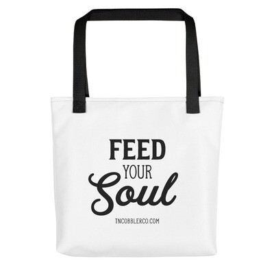 Feed Your Soul Tote Bag