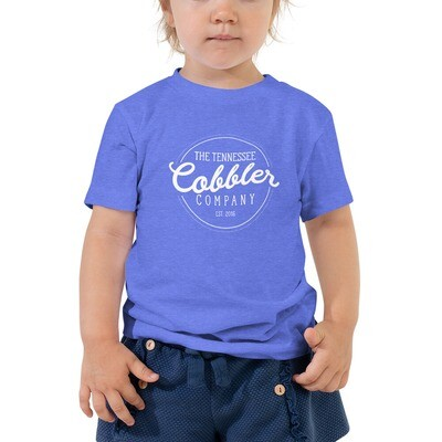 The Tennessee Cobbler Co. Logo Toddler Short Sleeve Tee