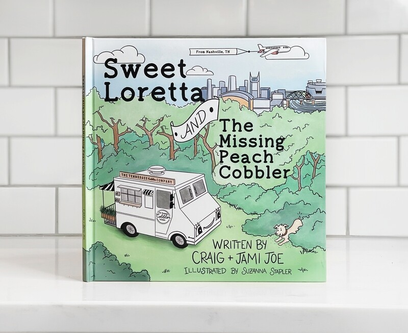 Sweet Loretta and the Missing Peach Cobbler