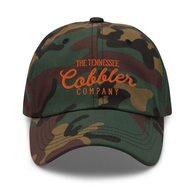The Tennessee Cobbler Co. Camo Low Profile