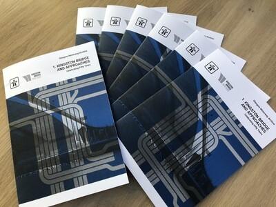 Kingston Bridge: Celebrating 50 Years - Commemorative Booklet