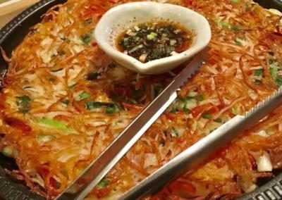 Hae Mool Pa Jun (해물파전)