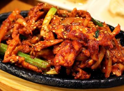 Chicken Bulgogi (닭불고기)