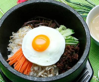Dol Sot Bibim Bap (돌솥비빔밥) - Dine-In Only