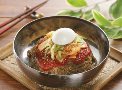 Bibim Naeng Myun (비빔냉면)