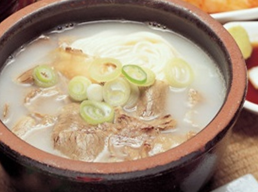 Sul leong Tang (설렁탕)