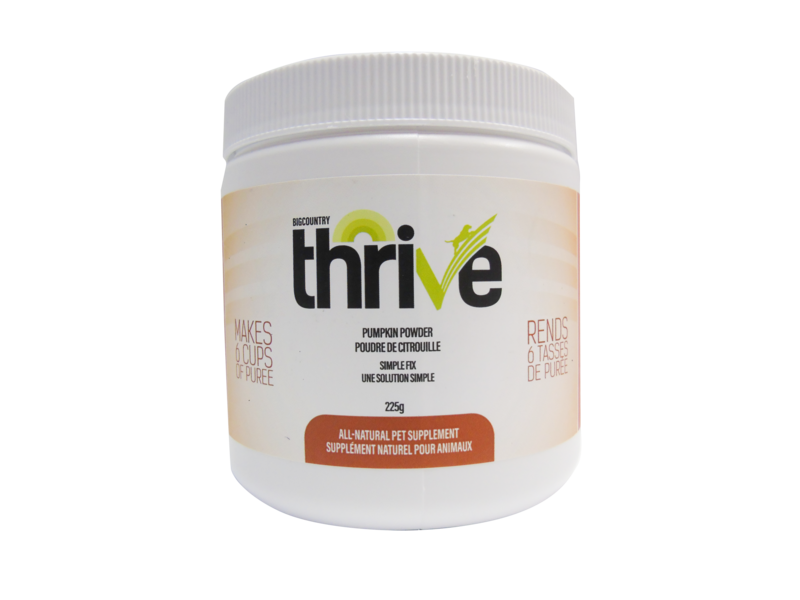 THRIVE- Pumpkin Powder– 225g