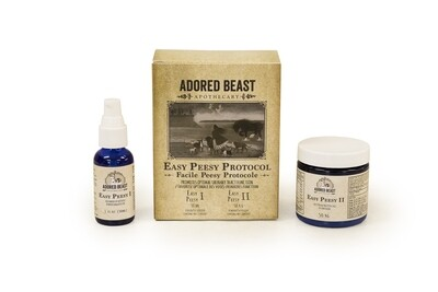 ADORED BEAST - Easy Peesy Protocol