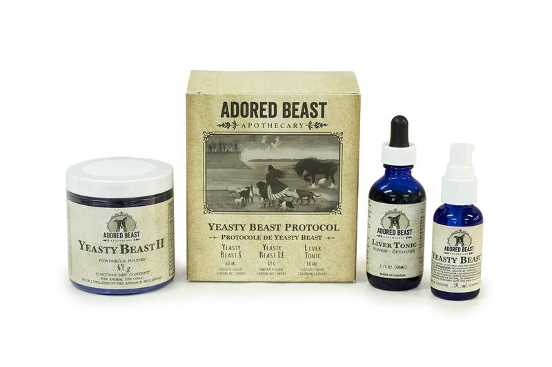 ADORED BEAST - Yeasty Beast Protocol