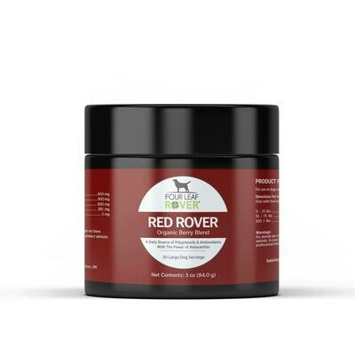 FOUR LEAF ROVER -  Organic Berry Blend