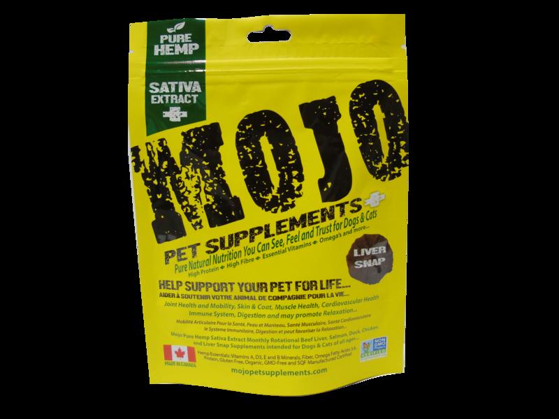 MOJO - Pet Supplements+