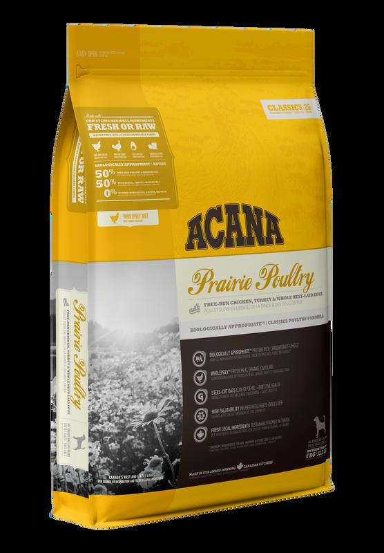 ACANA - Prairie Poultry - 11.4 Kg