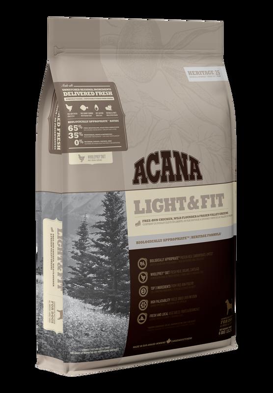 ACANA - Light & Fit Chicken - 11.4 Kg