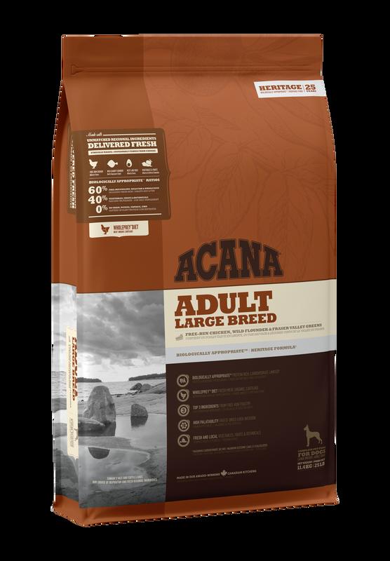 ACANA - Large Breed Adult - 11.4 Kg