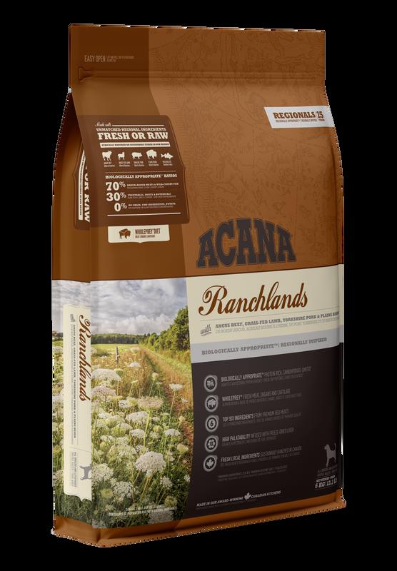 ACANA - Regionals Ranchlands - 11.4 Kg