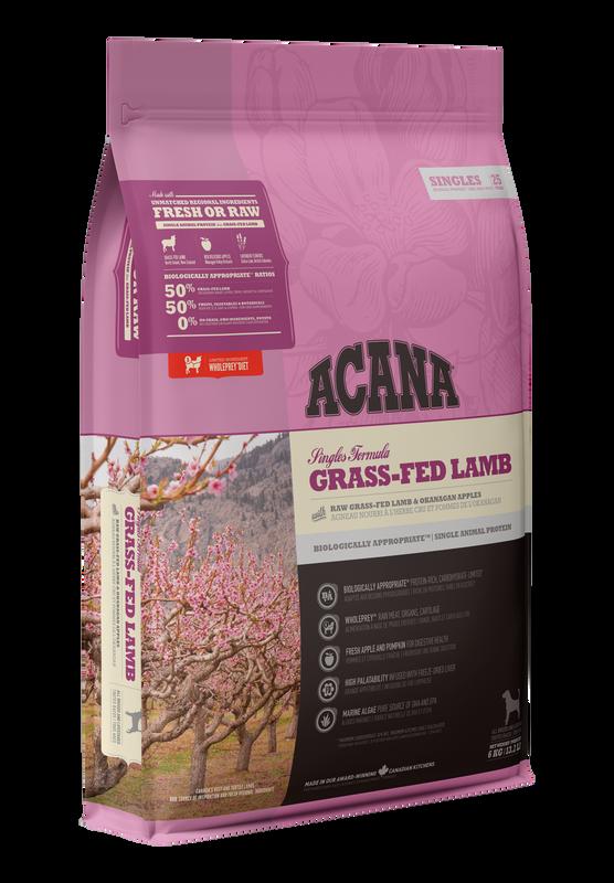 ACANA - Singles Grass-Fed Lamb - 2 Kg