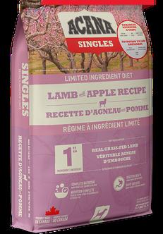 ACANA - Singles Grass-Fed Lamb - 10.8 kg