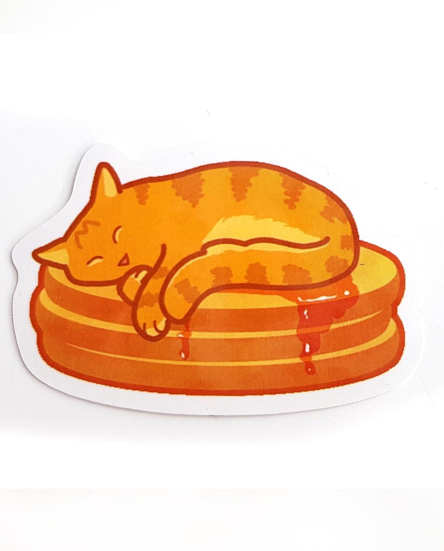 Cat-Cake [Sticker]