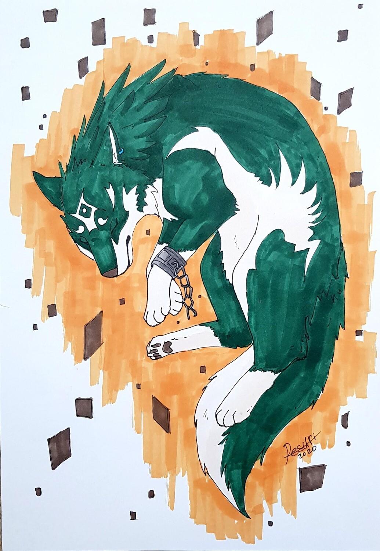Wolf Link [Original]