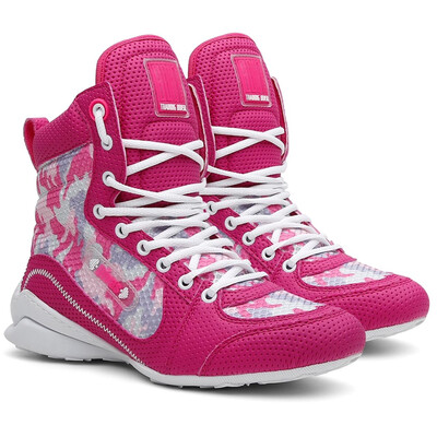 Hot Pink Camo Traning Boots
