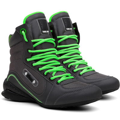 Gray / Neon Traning Boots