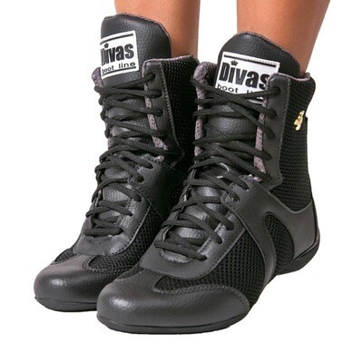 Black Divas Boot
