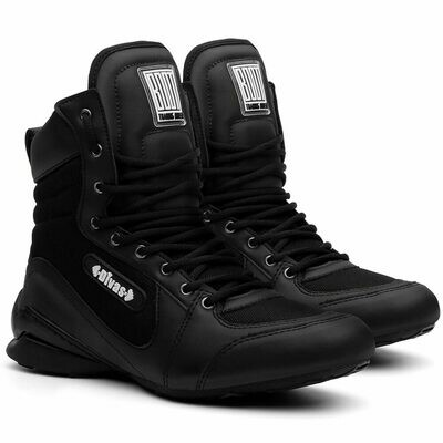 Black Training Boots