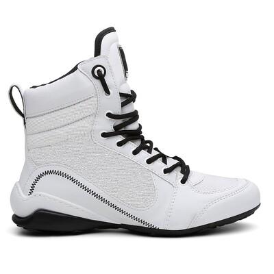 White Training Boots Men