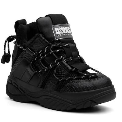Black High Bratz Sneakers