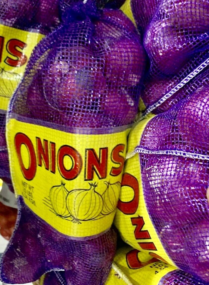 RED ONION Bag 10lb