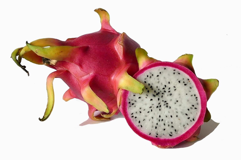 White Dragon Fruits