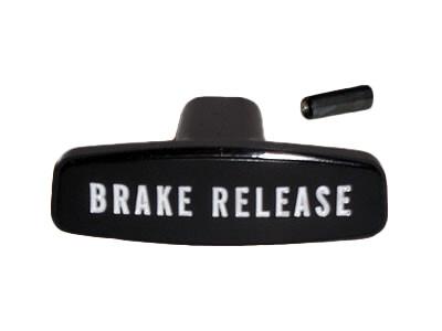 B+E-Body Parking Brake Plastic T-Handle